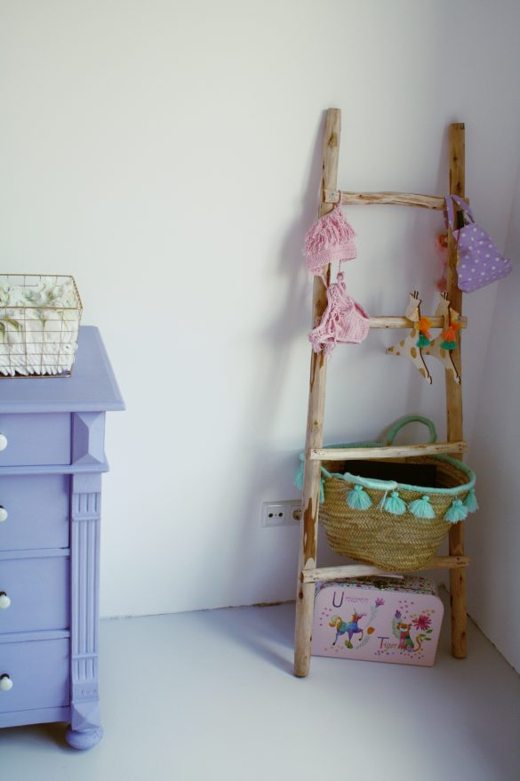babykamer ladder