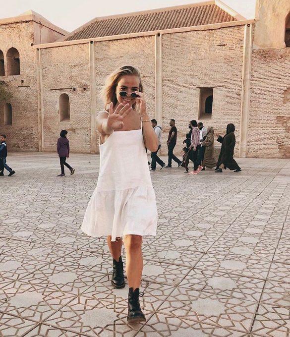 Van Amsterdam naar Bali, Sophia kiest voor een leven vol vrijheden. Maar waar verdient ze haar geld mee?