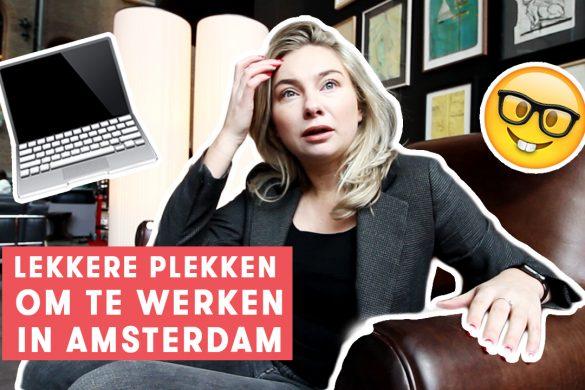 Deze Amsterdamse blondie vond een gat in de fotografie-markt! Amanda vertelt jullie hier meer over.