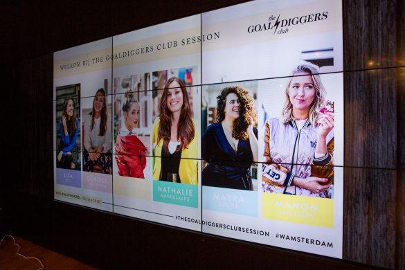The Goaldiggers Club Session voor ambitieuze vrouwen (die van lekker eten houden)